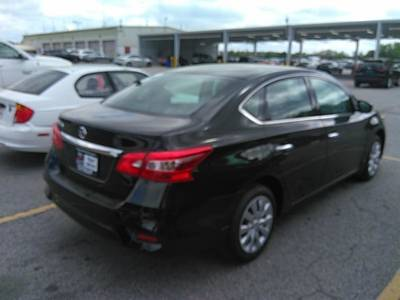 Used NISSAN SENTRA 2019 WEST PALM S