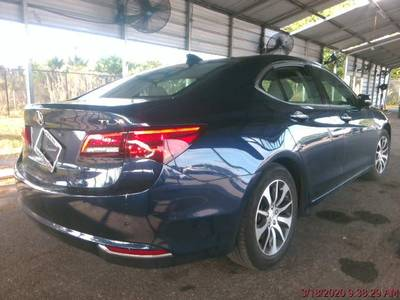 Used ACURA TLX 2017 MIAMI