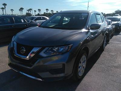 Used NISSAN ROGUE 2018 WEST-PALM S