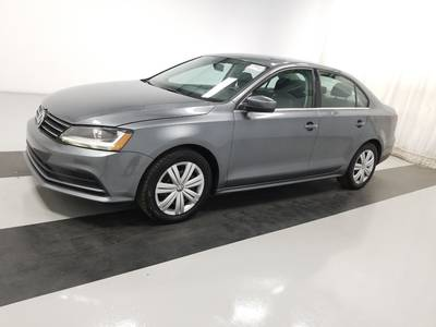 Used VOLKSWAGEN JETTA 2017 WEST-PALM 1.4T S