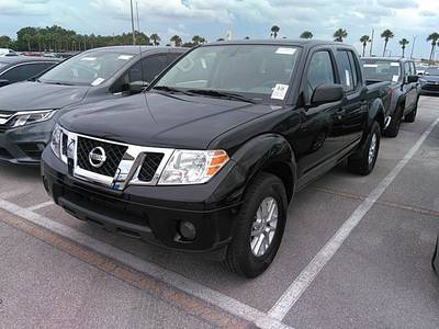 Used NISSAN FRONTIER 2019 WEST PALM SV