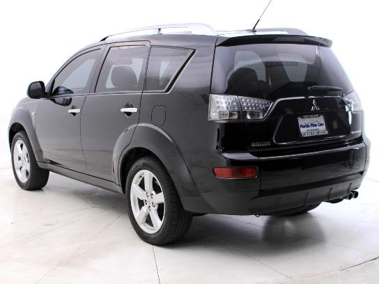 Used 2007 MITSUBISHI OUTLANDER XLS SUV for sale in HOLLYWOOD