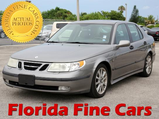 Used 2003 Saab 9 5 Aero Sedan For Sale In Wholesale Fl 60041