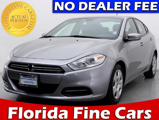 Used Dodge Charger 2017 Miami Se