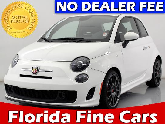 Used FIAT ABARTH Hatchback For Sale In MIAMI FL - Fiat dealers in florida