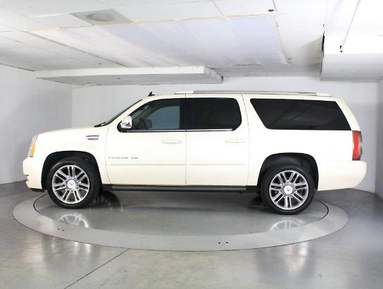 Used 2014 Cadillac Escalade Esv Premium Suv For Sale In West Palm