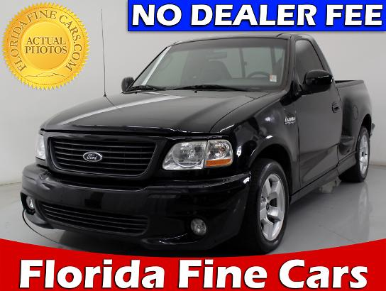 Used  Ford F  Svt Lightning Truck For Sale In Miami Fl  Florida Fine Cars