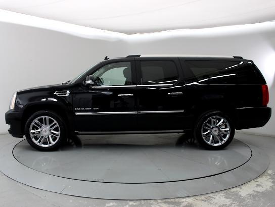 Used 2013 Cadillac Escalade Esv Platinum Suv For Sale In Miami Fl
