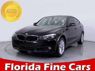 Used BMW 3-SERIES 2014 WEST PALM 328I XDRIVE GRAN TURISMO