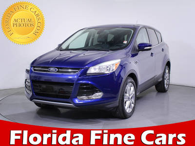 Used FORD ESCAPE 2013 MIAMI Ecoboost Sel Awd