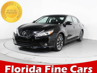 Used NISSAN ALTIMA 2016 MIAMI Sl
