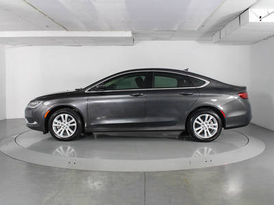 Used CHRYSLER 200 2015 WEST PALM LIMITED