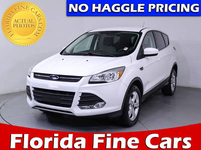 Used FORD ESCAPE 2016 MIAMI Ecoboost Se