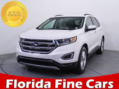 Used FORD EDGE 2015 MIAMI SEL AWD