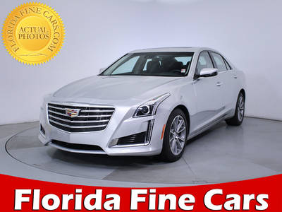 Used CADILLAC CTS 2017 MIAMI LUXURY