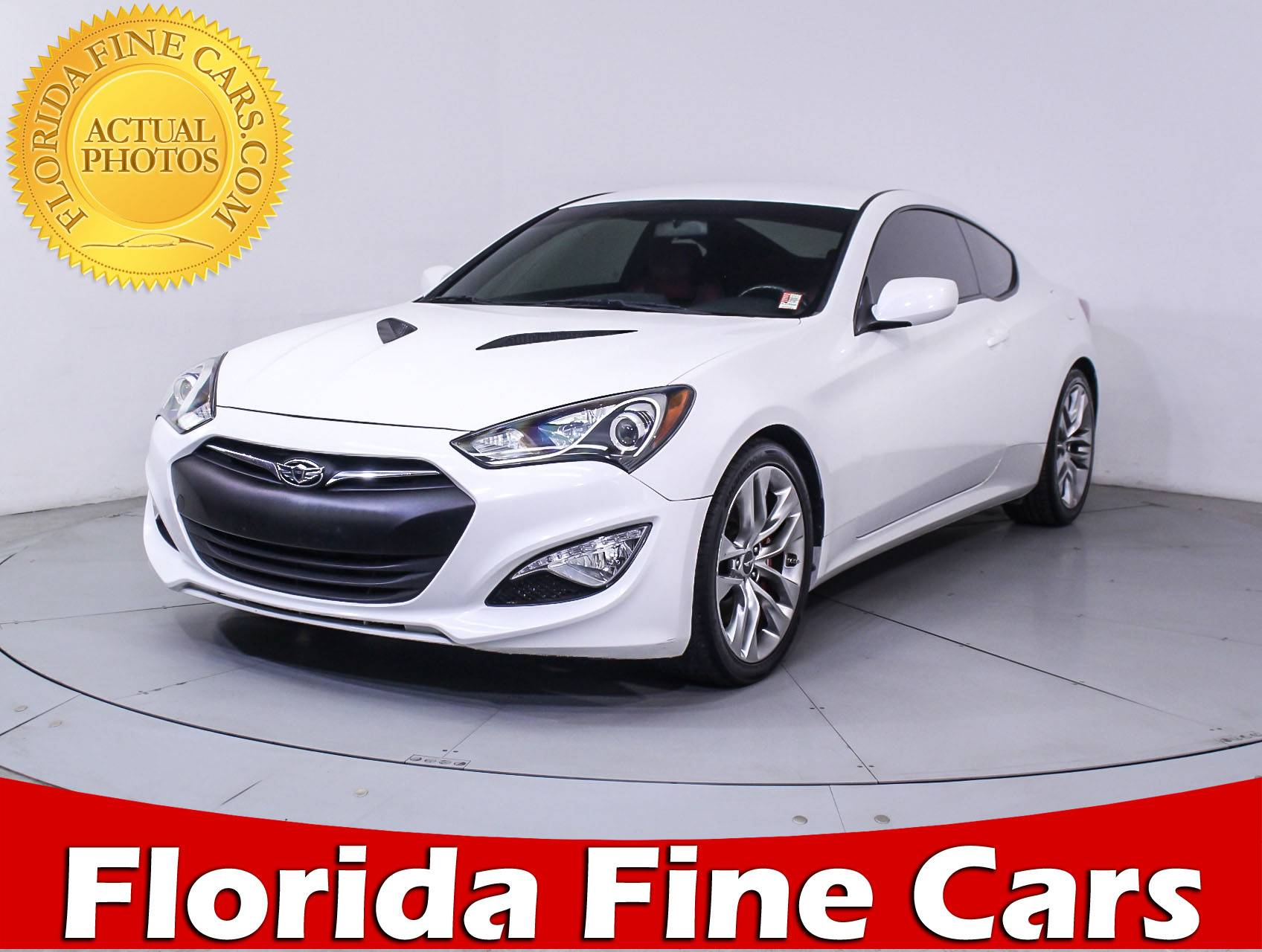Used 2017 Hyundai Genesis Coupe R Spec 3 8 For In Miami Fl 84997 Florida Fine Cars