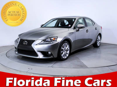 Used LEXUS IS-250 2014 MIAMI