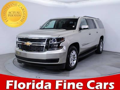 Miami Used Chevrolet >> Used Chevrolet Suburban For Sale In Miami Fl Florida Fine Cars
