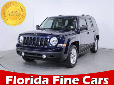 Used JEEP PATRIOT 2014 MIAMI LATITUDE