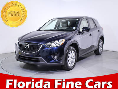 Used MAZDA CX-5 2014 HOLLYWOOD TOURING AWD