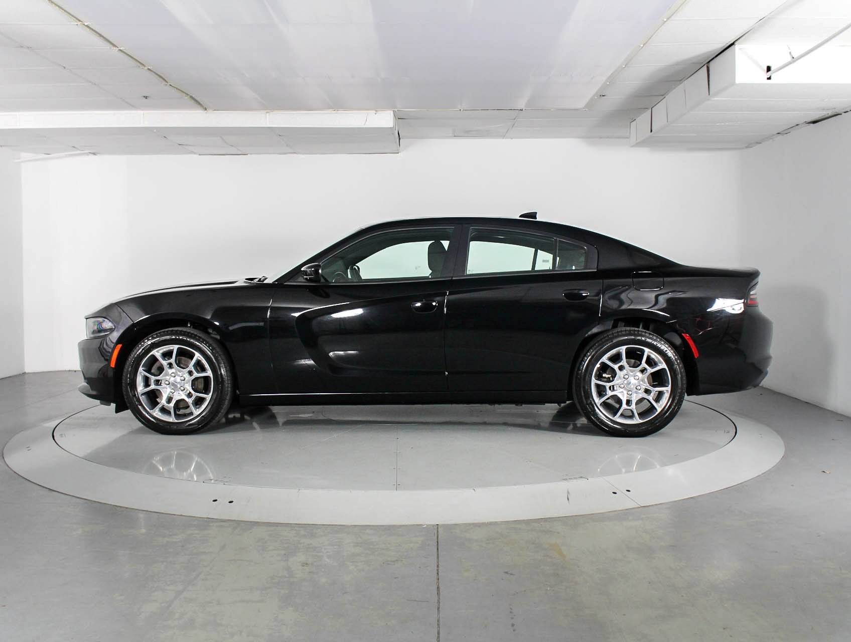 Used 2017 Dodge Charger Sxt Awd Sedan For In West Palm Fl 85265 Florida Fine Cars