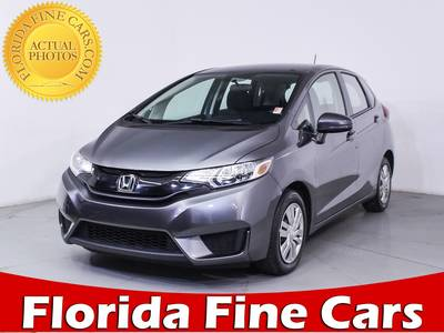 Used HONDA FIT 2015 MIAMI LX