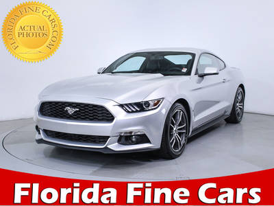 Used FORD MUSTANG 2016 HOLLYWOOD Ecoboost Premium