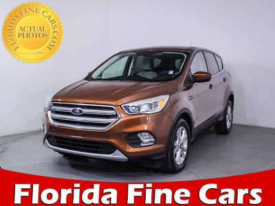 Used FORD ESCAPE 2017 MARGATE Ecoboost Se 1.5l