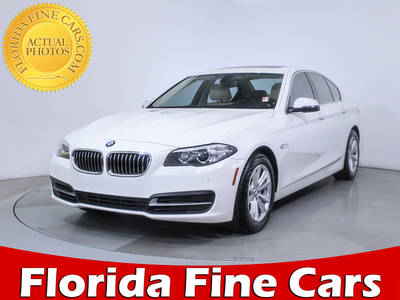 Used BMW 5-SERIES 2014 MIAMI 528I