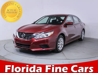 Used NISSAN ALTIMA 2016 MIAMI S