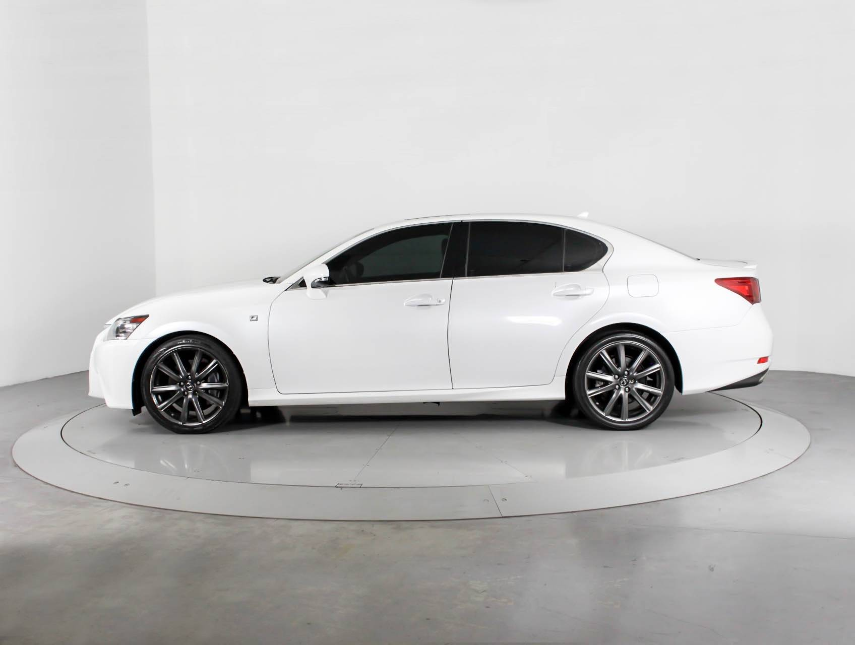 Used 2013 LEXUS GS 350 F Sport Sedan for sale in MIAMI, FL
