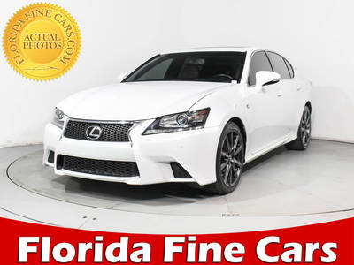 Used LEXUS GS-350 2013 MIAMI F Sport