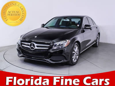 Used MERCEDES-BENZ C-CLASS 2015 HOLLYWOOD C300 Sport