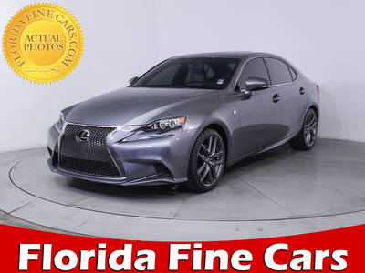 Used LEXUS IS-250 2014 MIAMI F Sport