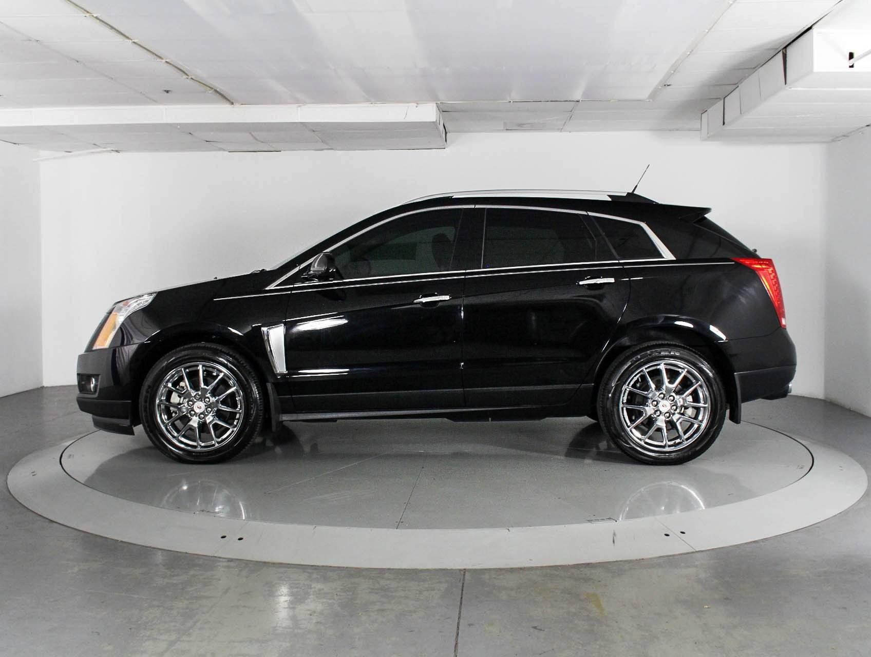 cadillac awd premium srx review