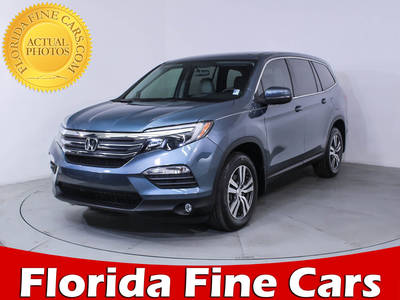 Used HONDA PILOT 2016 HOLLYWOOD EX