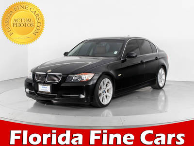 Used BMW 3-SERIES 2008 WEST PALM 335I