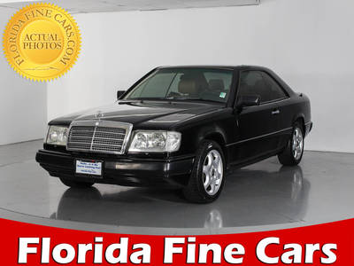 Used MERCEDES-BENZ 300 1989 WEST PALM 300CE