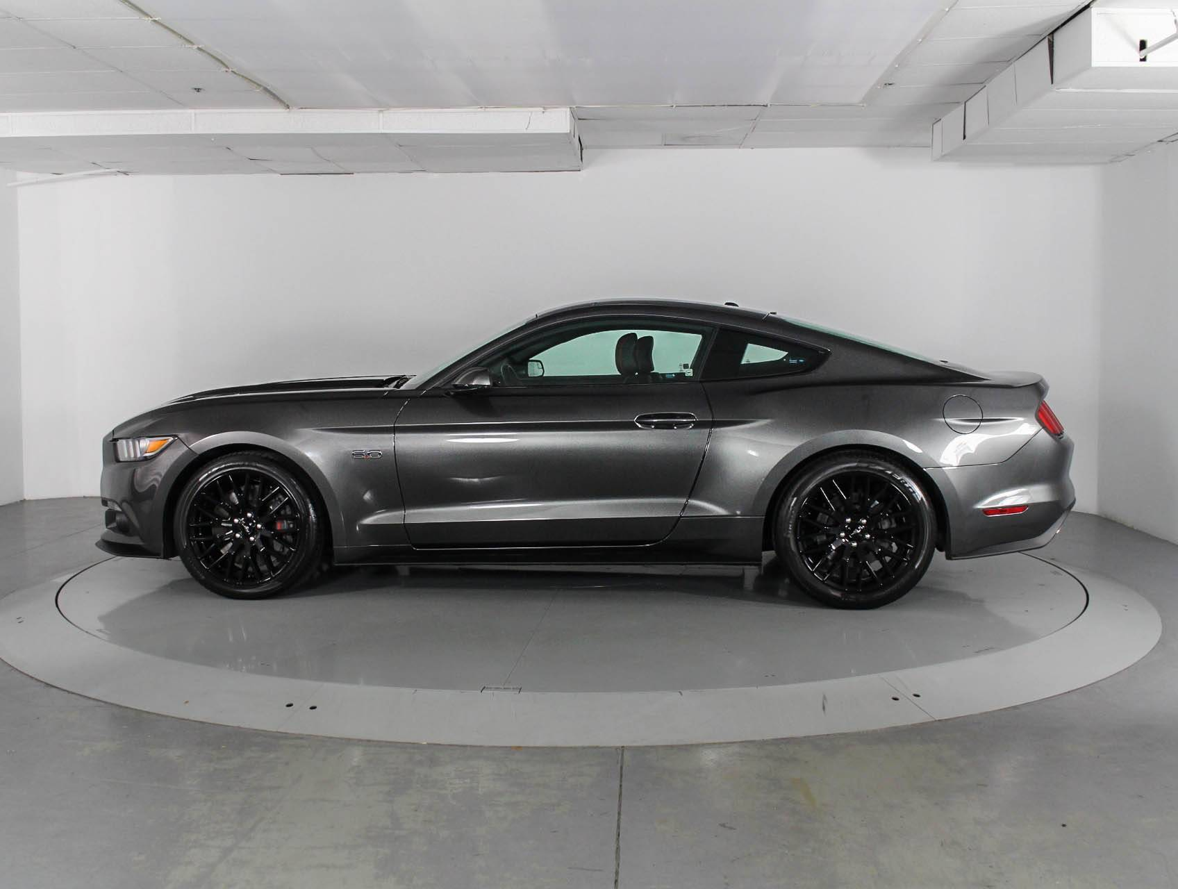 Used 2015 ford mustang gt premium coupe for sale in west palm fl 86264 florida fine cars