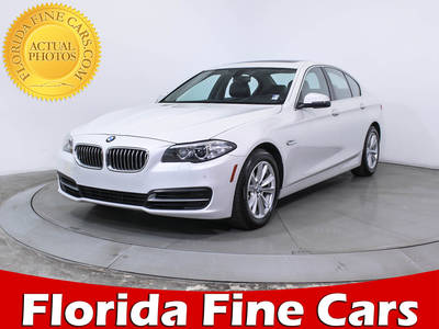 Used BMW 5-SERIES 2014 HOLLYWOOD 528I