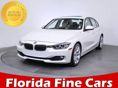 Used BMW 3-SERIES 2014 MIAMI 335I