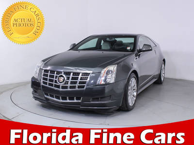 Used CADILLAC CTS 2014 MARGATE