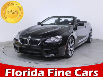 Used BMW M6 2014 MARGATE