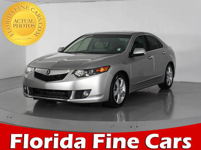 Used ACURA TSX 2009 MIAMI