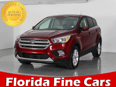 Used FORD ESCAPE 2017 WEST PALM Ecoboost Se 2.0l