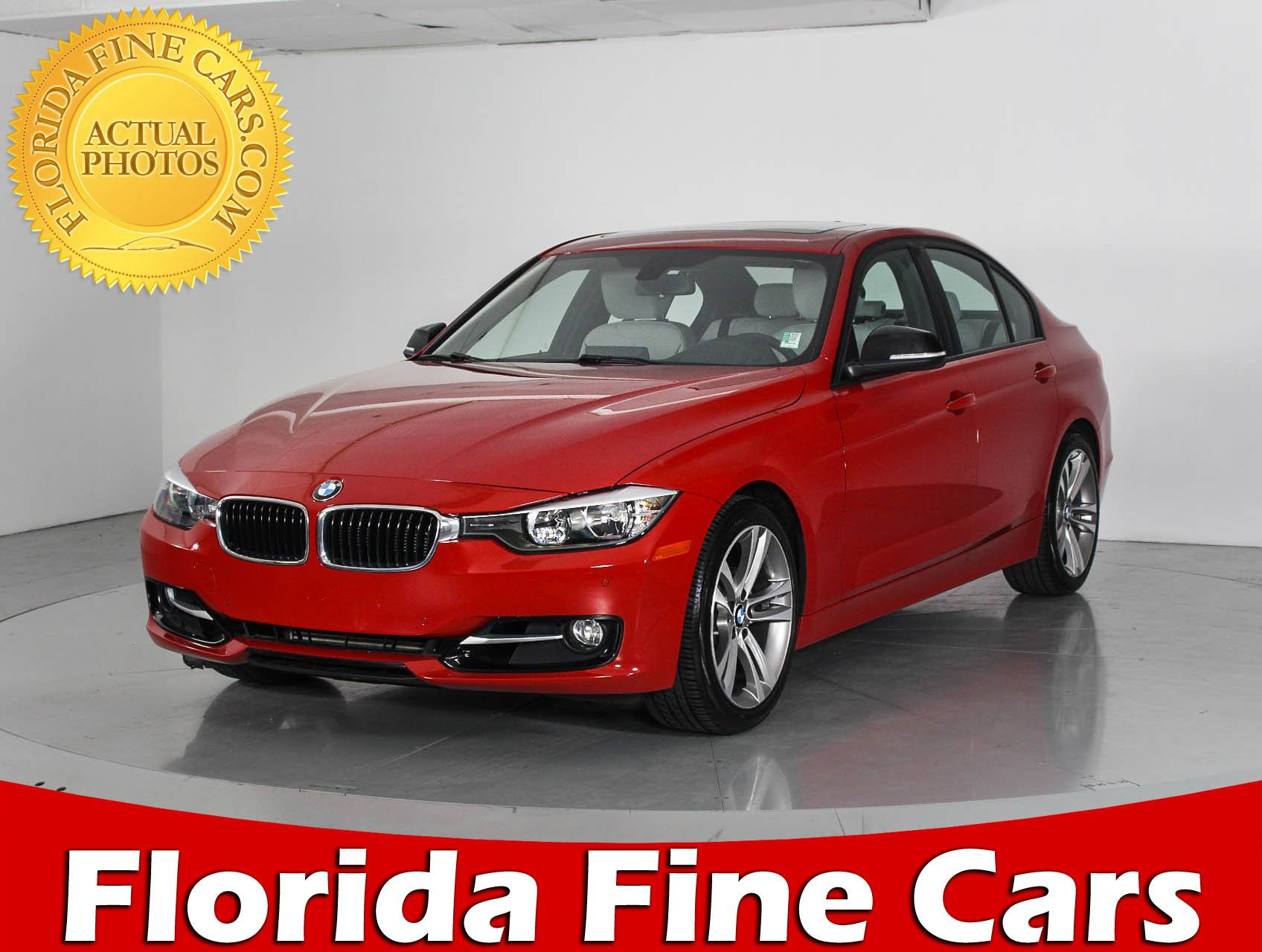 Used BMW SERIES I Sport Sedan For Sale In WEST PALM FL - Bmw 328i 2012 used