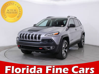 Used JEEP CHEROKEE 2014 HOLLYWOOD Trailhawk 4x4
