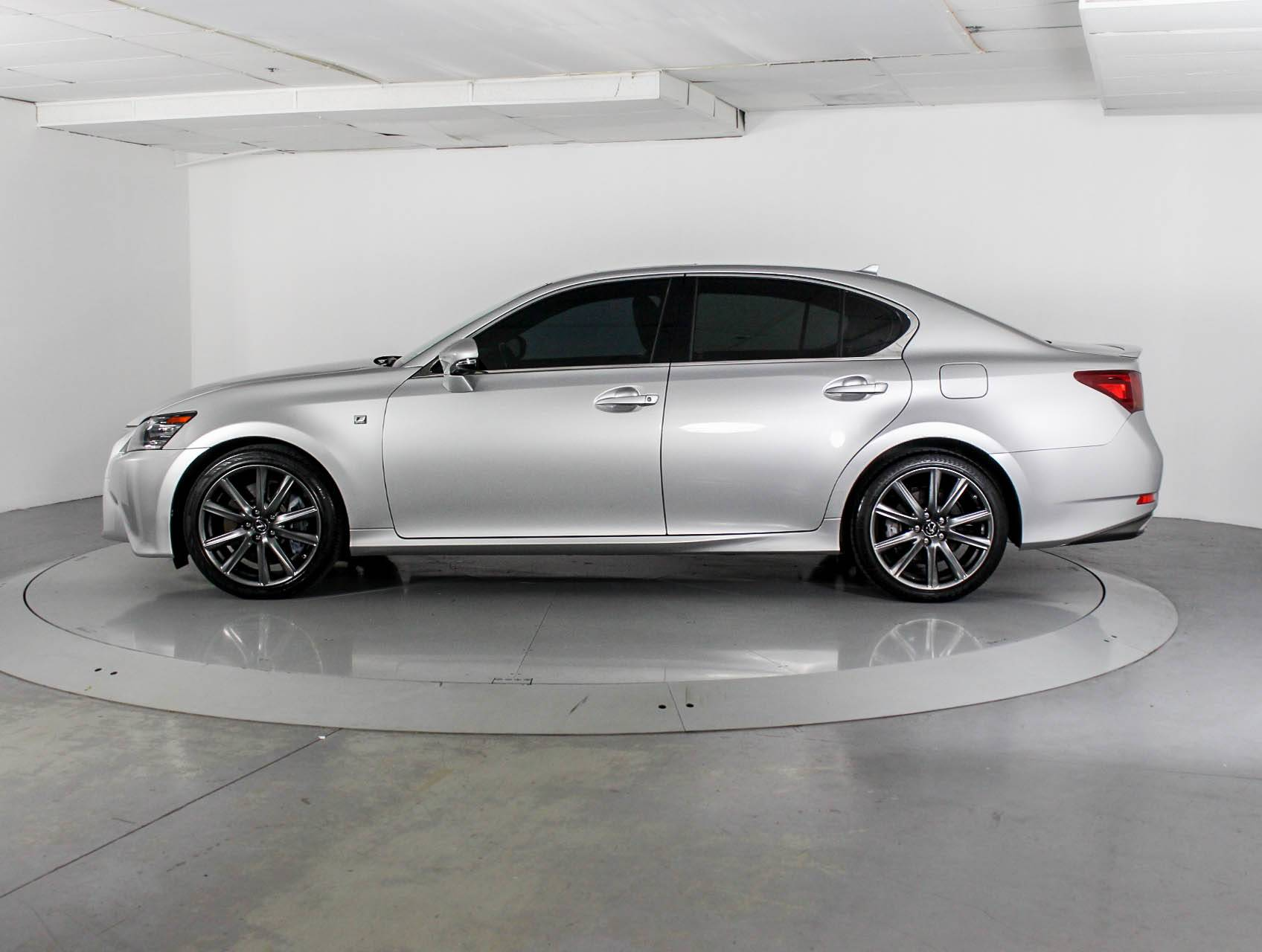 Used 2014 LEXUS GS 350 F SPORT Sedan for sale in WEST PALM