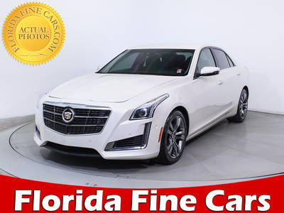 Used CADILLAC CTS 2014 MARGATE V Sport