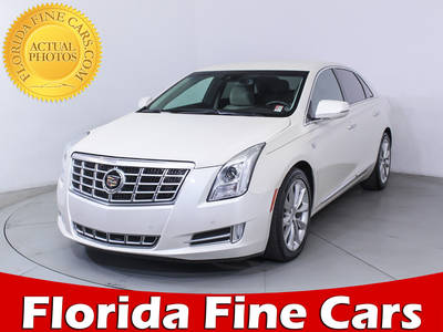 Used CADILLAC XTS 2013 MIAMI LUXURY